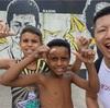キング・カズのルーツを探しにブラジルへ #2 〜あのネイマール達と並んでカズの壁画が!〜