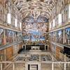 【講座】ローマ、ヴァチカンのシスティーナ礼拝堂を取り上げるよ!