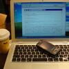 EMONSTERがやってきた(22)Windows XP(MacBook Air)のモデムとして活用する