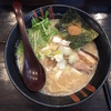 麺やKEIJIRO改(浦添市)鶏白湯 800円