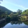 四国の香川県高松の旅〜ミシュランの三つ星に選ばれた庭園の栗林(りつりん)公園を訪ねて〜