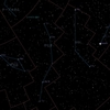 大マゼラン星雲を含むかじき座 大マゼラン星雲以外にも太陽に似た恒星もあり...