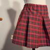 裁縫 - 職業用ミシンでプリーツスカートを作ってみた