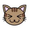 猫(顔アイコン)VOL.2