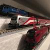 【Spur N】HOBBYTRAIN railjet 3編成比較【1/160】