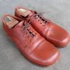 ビルケンシュトック(フットプリンツ)の革靴をクリーニングしました