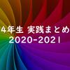 【4年生】外国語活動 授業まとめ <2020年度版>