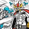 【仮想通貨ヒーロー】昨日のフィアット王が好評だったから追加イラスト描いたんよ VSリップル【#6】