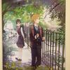 チネチッタで「たまこラブストーリー」のサインポスター発見