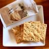 朝食にオススメ「10種類の穀物クラッカー」【VEGETERIA】