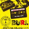 【TRASHMINDライブ情報】2017/08/06(日)心斎橋 HOKAGE【BURLと2マン!】