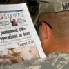 150年の歴史ある「星条旗新聞」(Stars and Stripes) をつぶそうとしたトランプさん