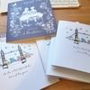 イギリスから日本へお手紙。封筒の書き方、覚書。