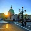 ジョジョのイタリア聖地巡礼 黄金の風邪