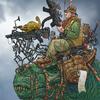 ジェフ・ダロウの超絶描き込みアメコミ作品3作〜『ザ・ビッグガイ』『少林カウボーイ』『ハードボイルド』