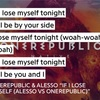 "死ぬときは君の隣で - One Republic ""If I lose myself"""