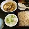 釧路で手打ち蕎麦で有名な宮嶋で2色そばセット