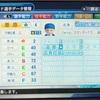 307.オリジナル選手 菅原宗治選手(パワプロ2019)