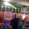祭りの定番サーオ・ノーイ・トック・ナームは大人の余興?