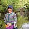 岐阜公園で高倍率と大口径レンズの比較