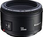 Canon単焦点レンズEF50mm F1.8!軽くてボケ具合最高の交換レンズレビュー!