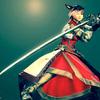 【FF14エオキナ】ミラプリコーデ「水没遺構の騎士」(スカラディフェンダー・コート)(#173)