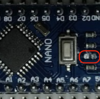 Arduino Nano(互換機)のPOWER LEDを消したかったのよ〜