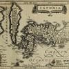 1625 Dutch IAPONIA と呼ぶ章の日本地図に Lequero grande 大琉球の記載