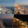 ヨーロッパのオススメ旅行 ベスト5 第1位 エーゲ海サントリーニ島