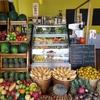 リニューアルオープンした新鮮生絞りフルーツジュース - プンムアカフェ(PUNMUA CAFE) - (ビエンチャン、ラオス)