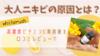 """30代の""""治らない""""大人ニキビにアプローチ!ホワイトラッシュのVセラム30美容液を口コミレビュー♡"""