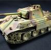 TAMIYA 1/48 ドイツ陸軍 V号戦車 パンサー G型 製作記 PART8