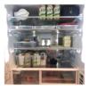二人暮らしの冷蔵庫の中身。粉物は冷凍保存が◎