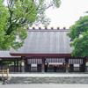 【名古屋市】熱田神宮の星形の絵馬と宮きしめん