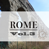 ローマ歴史巡り③【アッピア街道、水道橋】