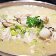 こんな旨い鍋がこの世に存在したなんて…!「牡蠣とラム肉の大根鍋」を大久保「大豊収」で食べてきました