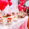 お茶会▶︎8日間限定!プリンセス・シンデレラのストロベリー舞踏会(@ストリングスホテル名古屋)