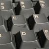 RealForce R2 黒のテカリ問題と対処