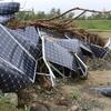太陽光パネルの寿命が20~30年とは驚き。大量廃棄される可能性大