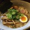 『花紋』濃厚な煮干し風味を楽しめる醤油ラーメン!