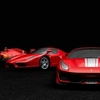 フェラーリが新しいサービス オプションとしてオーダーした車両のミニカーを作成