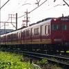 2000年8~9月期の名鉄電車汚写真 瀬戸線の6000系・元気だった7500系