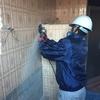 ひもの屋発信‼干物情報‼ひもの屋が引っ越し?2月の頭に移転します!今日も現場で解体作業!