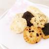 《お菓子とデザイン》期間数量限定【新潟味のれん本舗】「花のル・コリ」のパッケージ♬