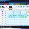 仁藤投手、引退する(パワプロ2018マイライフ・15年目)