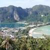 美しすぎるタイのピピ島を散歩