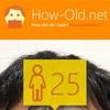 今日の顔年齢測定 355日目