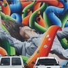 ハワイ カカアコのウォールアートはつっこみどころ満載