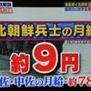 【検証中】北朝鮮の兵士の給料はいくらか、世界の終りと孫引きワンダーランド
