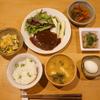 3月21日(火)よるごはん + ねこ